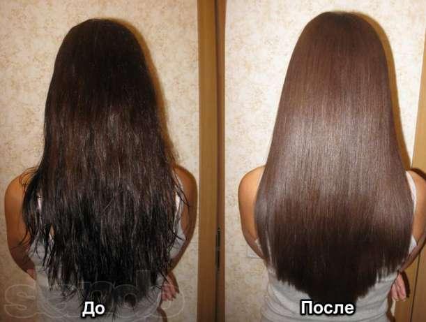 Кератин для волосы